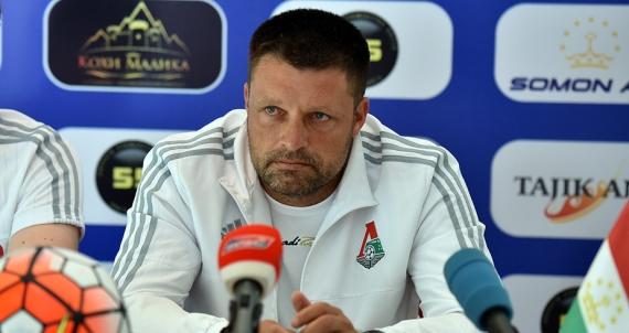 Игорь Черевченко: Проще ли играть с «Зенитом» без Халка? Об этом надо спросить у ребят