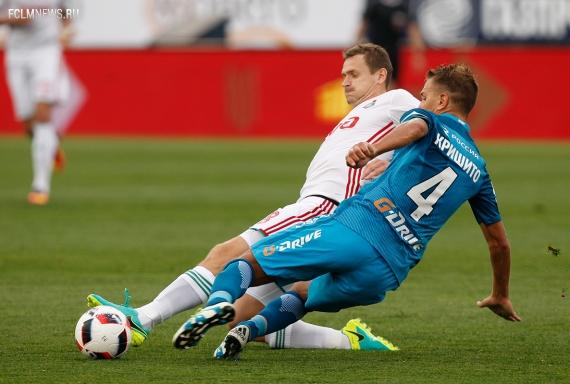 «Зенит» - «Локомотив» - 0:0