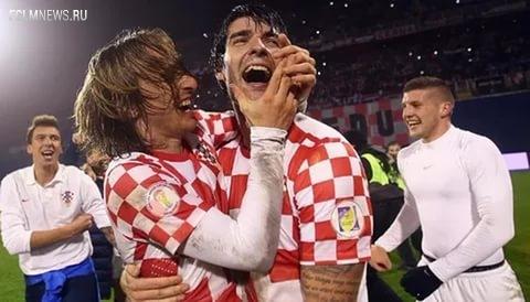 Чорлука стал вице-капитаном сборной Хорватии