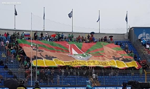 Матчи 1-го тура РФПЛ посетили почти 115 тыс. зрителей
