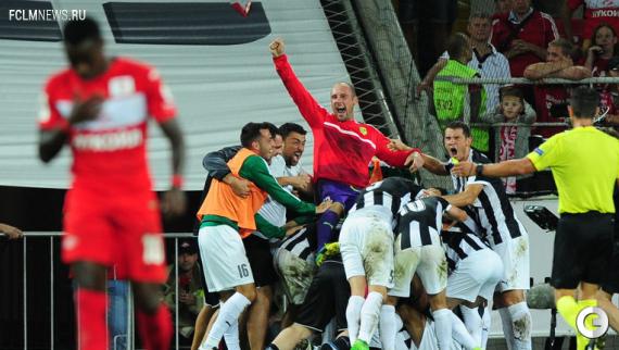 «Спартак» проиграл АЕКу и вылетел из Лиги Европы