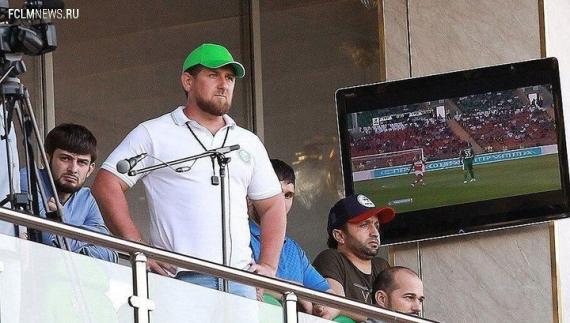 """""""Терек"""" будет наказан, если в этом сезоне команду будут поддерживать по громкой связи на стадионе"""