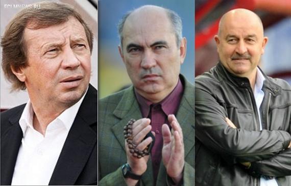 «Локомотив»: Бердыев. Черчесов. Семин