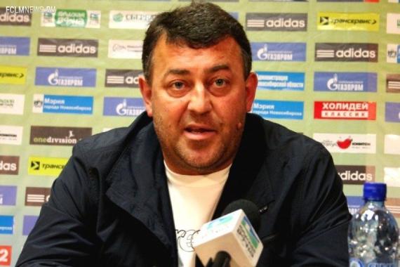 Олег Гарин: При Смородской «Локомотив» больше мучился, чем играл