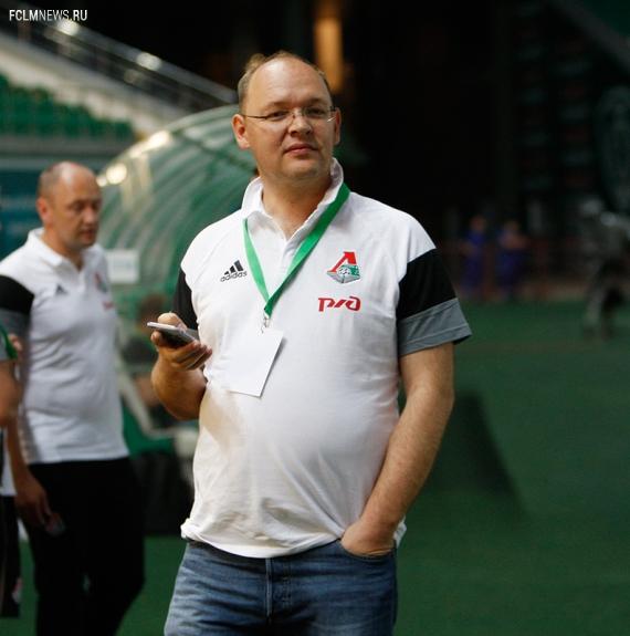 """Илья Геркус: у """"Локо"""" есть варианты на трансферном рынке, скоро всё узнаете"""