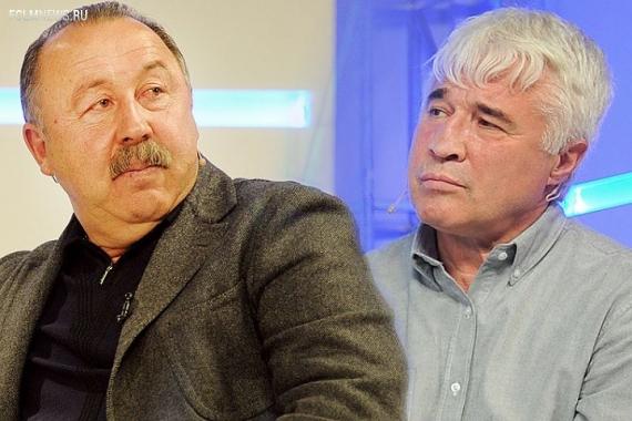 Газзаев представил программу развития футбола