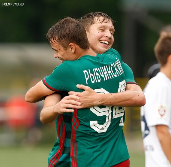«Локомотив» (мол) - «Крылья Советов» (мол) - 2:1