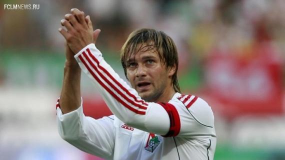 Сычев продолжит карьеру в «Енисее»?