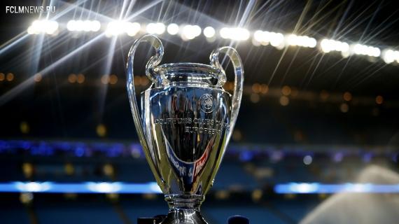 Стали известны все участники группового этапа Лиги чемпионов сезона-2016/17