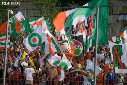 «Химки» — «Локомотив»: матч посетят от 800 до 1000 болельщиков красно-зелёных