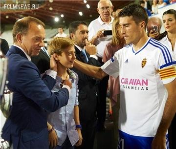 Альберто Сапатер в сезоне-2016/17