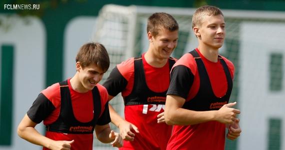 Лысов помог сборной разгромить Латвию