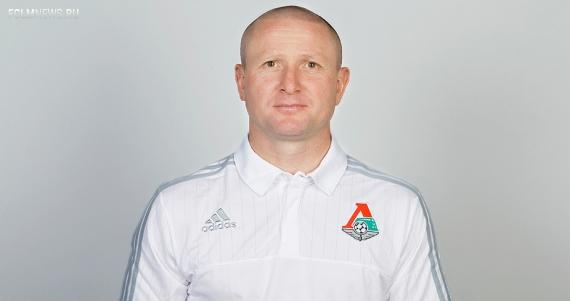 Алексей Поляков – тренер вратарей «молодежки»