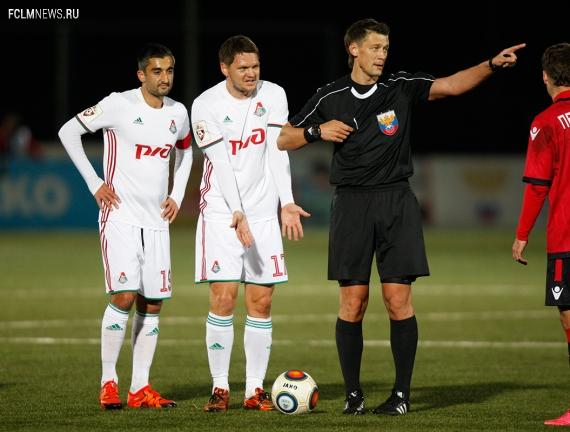 «Химки» - «Локомотив» - 0:3