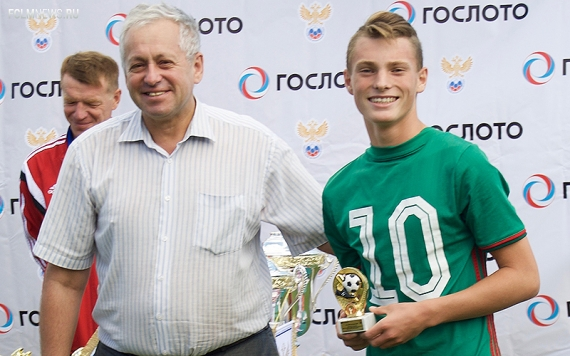 «Мы «Локомотив» – для нас есть только первое место»