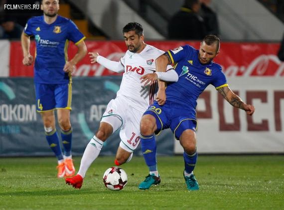 «Ростов» - «Локомотив» - 1:0