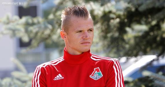 Дмитрий Тарасов: Хочется быть с командой