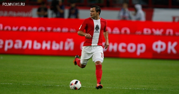 Алан Касаев – лучший игрок сентября!