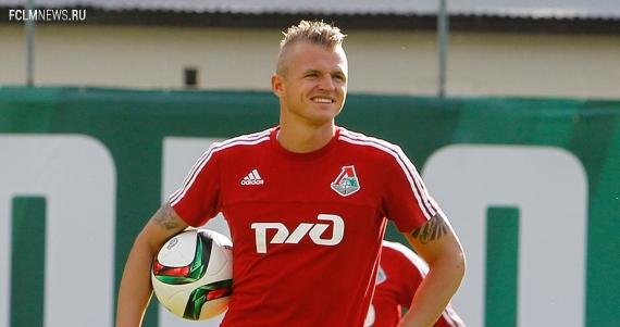 Дмитрий Тарасов – в секторе VIP-1!