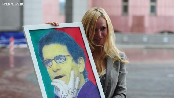 """Дмитрий Сенников: """"Портрет Капелло моей работы продали почти за 6500 долларов"""""""
