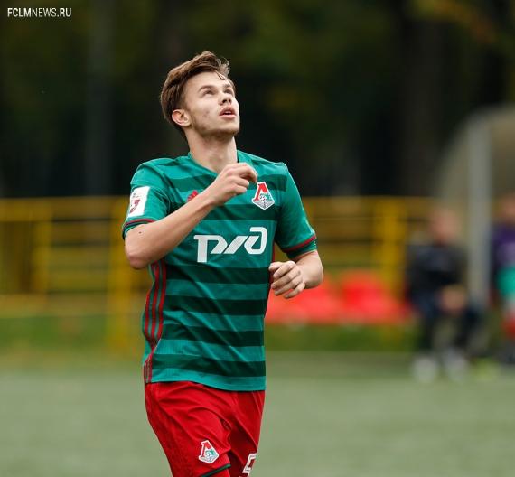 «Локомотив» (мол) - «Арсенал» (мол) - 3:1