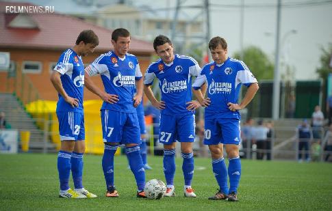 «Терек» выиграл у «Оренбурга» в Грозном