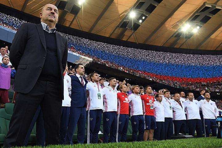 Сборная России потерпела поражение от сборной Коста-Рики