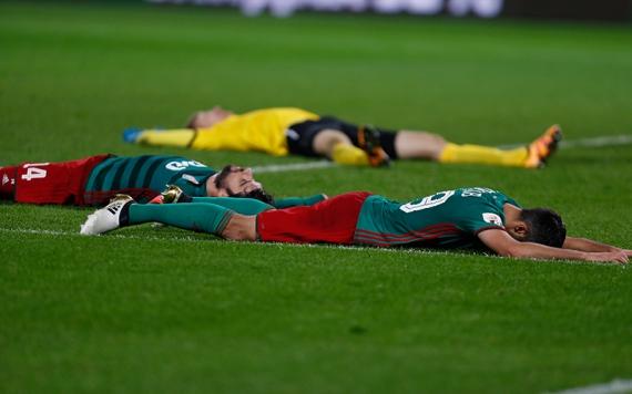 «Локомотив» избежал поражения в матче с «Арсеналом»
