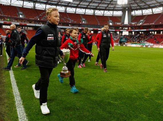 «Локомотив» - «Арсенал» - 1:1