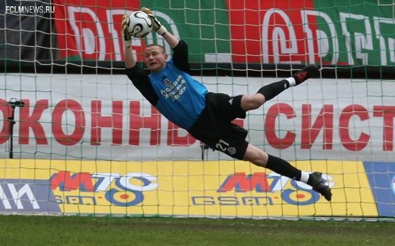 Алексей Поляков: Вратарь? Готовься к стрессу