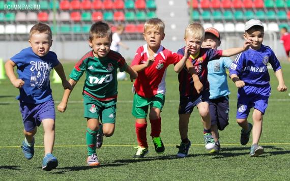«Главное – привить любовь к футболу!»