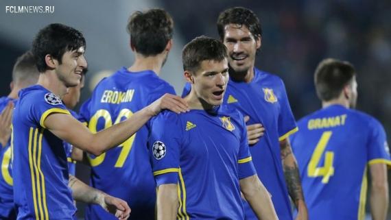 «Ростов» сыграл вничью с ПСВ и вышел в плей-офф Лиги Европы