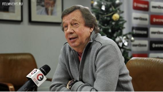 """Юрий Семин: """"Для Самедова  пути назад нет"""" ( полное интервью)"""