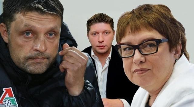 Не пускайте бабу в клуб. Почему «Балтике» нельзя приглашать Смородскую на пост президента