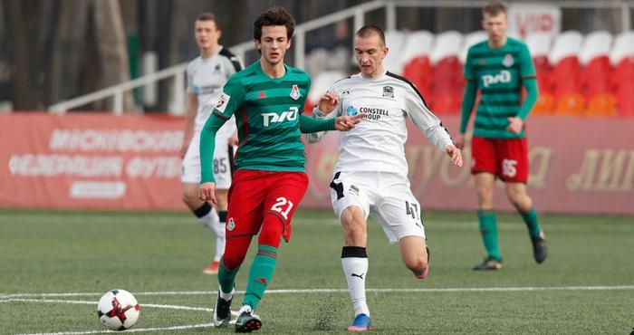 Амир Натхо - Локомотив
