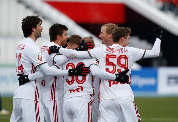 «Локомотив» несется в еврокубки