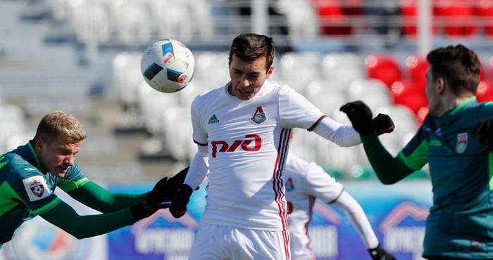 Молодежный состав - Локомотив