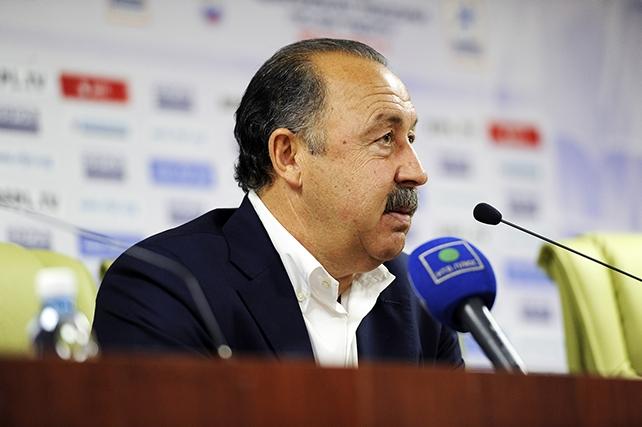 Валерий Газзаев.  РФПЛ