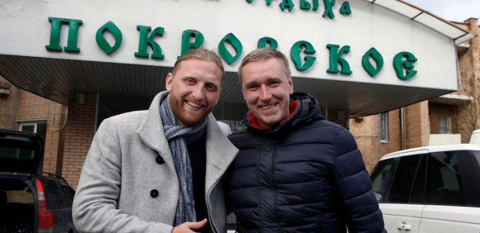 Алан Прудников - Локомотив