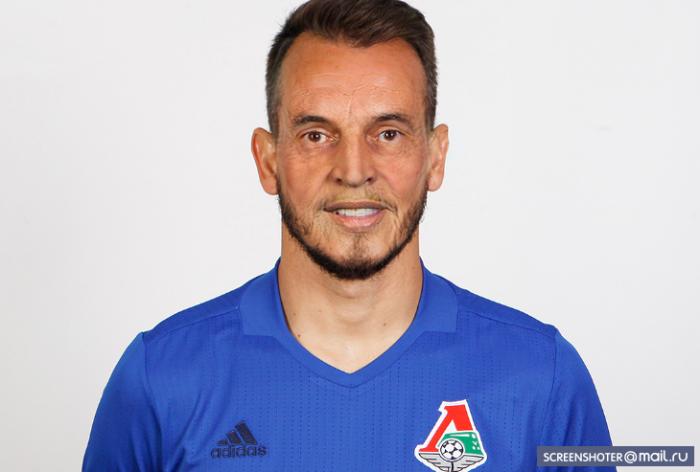 Дмитрий Лоськов - Локомотив