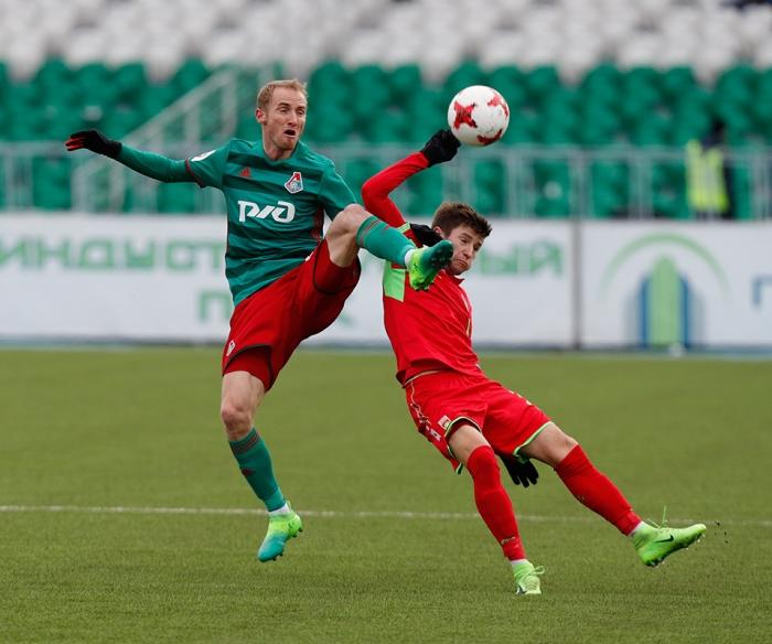 «Уфа» - «Локомотив» - 0:1