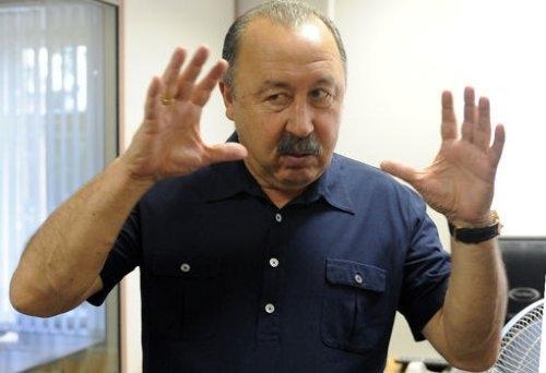 Кубок России.  Валерий Газзаев