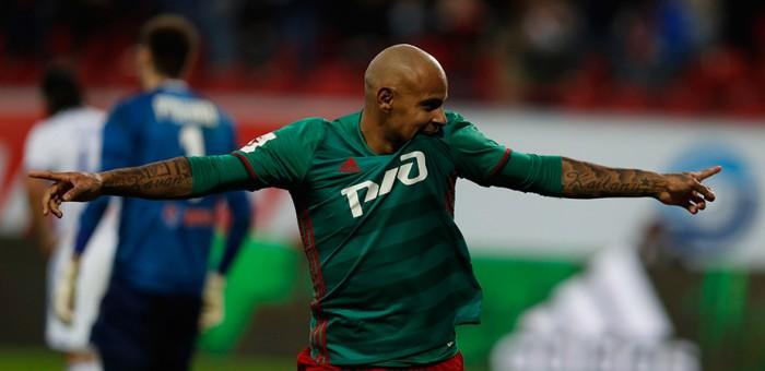 Агент: Переговоры Ари с «Локомотивом»? Сейчас пока нечего сказать, он счастлив в России