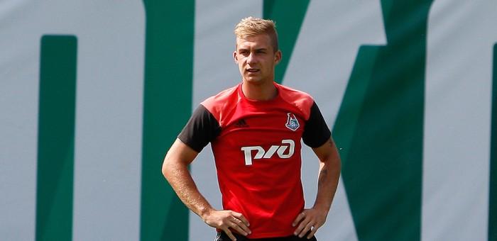 Дмитрий Баринов - Локомотив