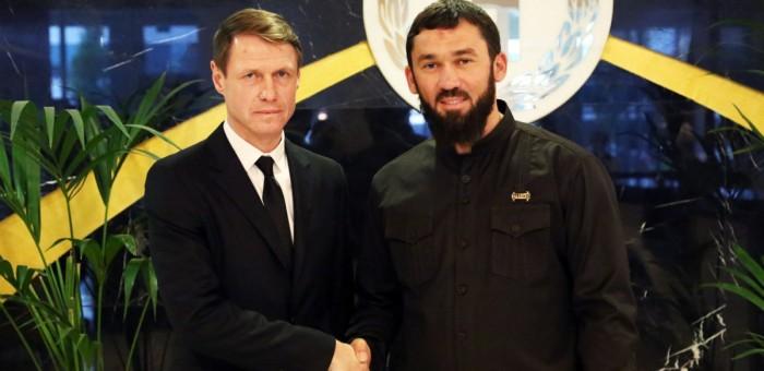 Олег Кононов.  Терек