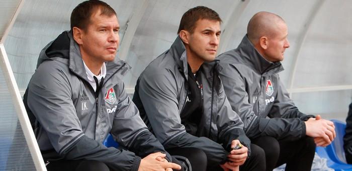 Денис Клюев возглавил команду «Локомотив-Казанка»