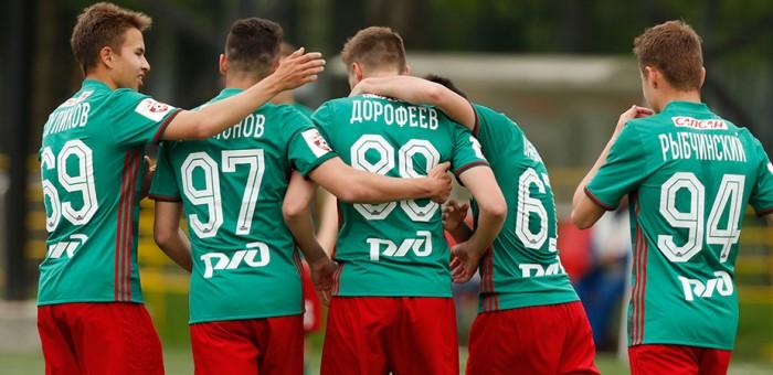 Молодежное первенство - Локомотив