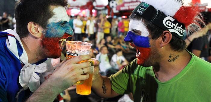 МВД РФ согласовало с ФИФА продажу пива в пластиковой таре на Кубке конфедераций