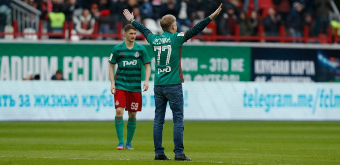 На стадионе юмор заканчивается. Сергей Светлаков о «Локо» без шуток.