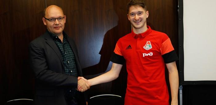 Алексей Миранчук подписал новый контракт